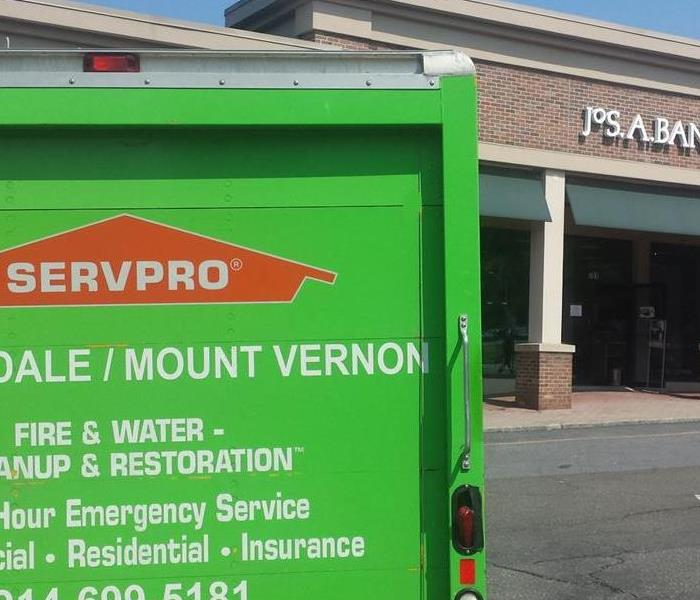 SERVPRO of Scarsdale / Mount Vernon ready to help!