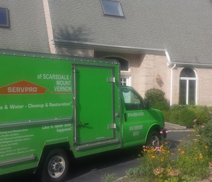 Water Cleanup in Scarsdale