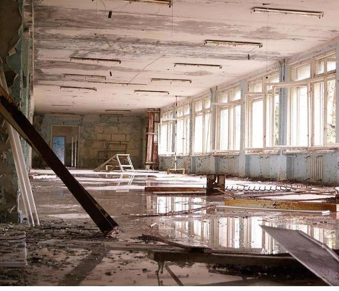 Commercial 4 Steps to Take After Water Damage