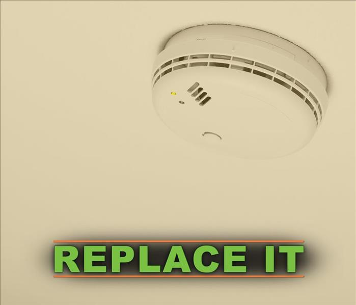 Fire Damage When To Replace Your Smoke Alarm