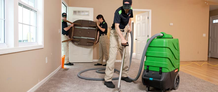 Scarsdale, NY residential restoration cleaning